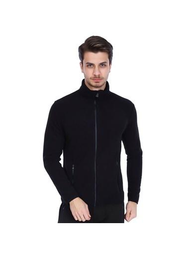 Sportive Sweatshirt Siyah